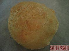 petits pains briochés à la noix de coco - SAVEUR PASSION