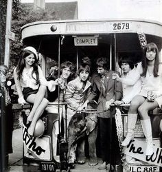 The Who Magic Bus
