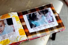 Such a cute gift for a little girl. I made one for my sweet niece with pictures of her cousins and she loves it.