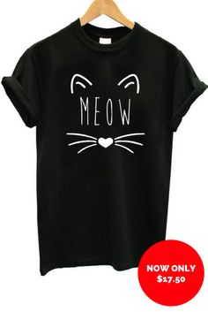 BLACK FRIDAY SALE is now on! Black Friday Deals, Cyber Monday, Cat Lovers, Mens Tops, Fashion, Moda, Fashion Styles, Fasion