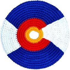 Colorado Flag - PocketDisc™