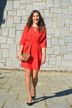 sarixrocks little red dress #kissmylook