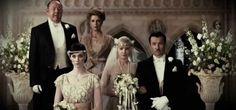 El gran Gatsby | 48 de los vestidos de boda más memorables de las películas