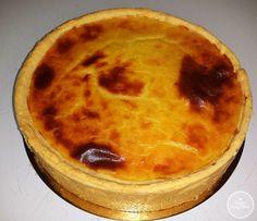 Flan pâtissier (recette CAP)