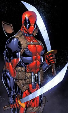 DeadPool color commission For fellow artist Adelso Corona. Hope you all enjoy it! DeadPool by Adelso Corona Marvel Comic Character, Comic Book Characters, Comic Book Heroes, Marvel Characters, Comic Books Art, Comic Art, Comic Pics, Ms Marvel, Marvel Comics Art