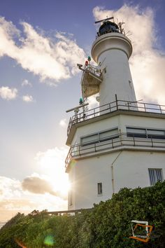 Point Lonsdale Lighthouse by Nikko Chan, via 500px