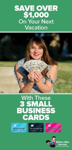 You might qualify for a small business card without even knowing it. I'll explain how!