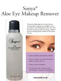 Aloe Eye Makeup Remover
