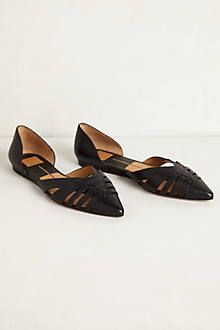 parklands flats (comes in nude too) / $89.95 from anthropologie