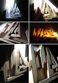 New Zidonians | 'Just Jerusalem 2050' Competition - MIT | draftworks•architects