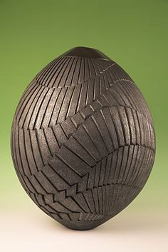 Ashraf Hanna, Carved Form - height 55 cms