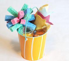 DIY creative play easter basket - so cute!