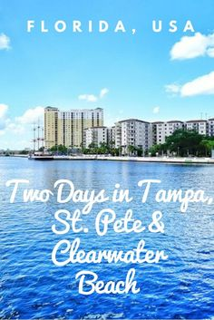 Travelling in Florida​. This time in Tampa, St. Petersburg & Clearwater Beach. Beaches, Alligators & Manatees