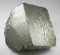 Pyrite---my worse nightmare!!! it haunts me in my sleep! but i like this mineral :)