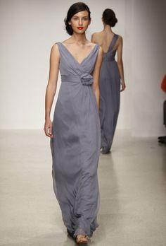 Bridesmaid: Amsale Bridesmaid Dresses - Spring 2013 :