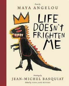 #kidlit Book of the Day: Life Doesn't Frighten Me @ABRAMSbooks @sarajaneboyers #LifeDoesntFrightenMe25