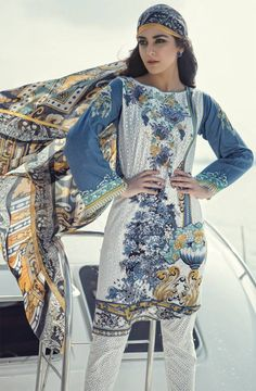 Maria B. Summer Lawn 2016 with Price & Catalogue