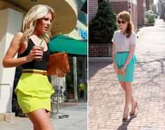 How to Wear Peplum | Fashion Trends, Makeup Tutorials, Hairstyles ...