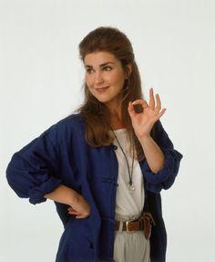 Still of Peri Gilpin in Frasier (1993)
