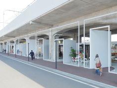 リライトデベロップメントによる、東京都東小金井市の「中央線高架下プロジェクト」 | architecturephoto.net | 建築・デザイン・アートの新しいメディア。アーキテクチャーフォト・ネット