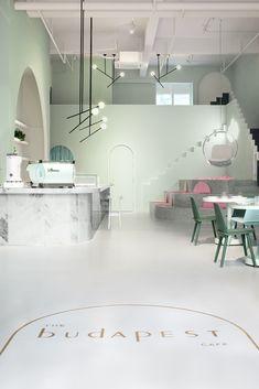 Gallery of The Budapest Café / Biasol - 1