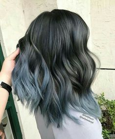 Are you looking for ombre hair color for grey silver? See our collection full of ombre hair color for grey silver and get inspired! hair color hair styles 75 Ombre Hair Color For Grey Silver Grey Ombre Hair, Silver Grey Hair, Silver Ombre, Silver Color, Blue Grey Hair, Brown Hair, Ash Ombre, Ombre Color, Light Ombre
