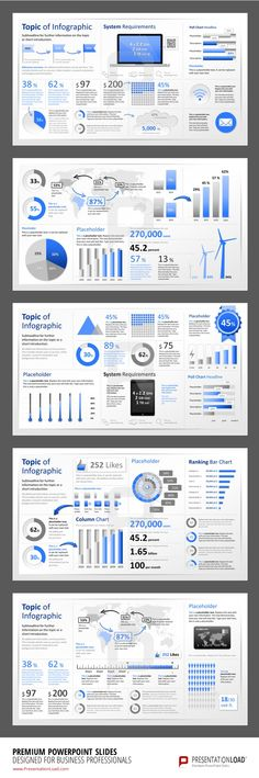 Infographic PowerPoint Templates  #presentationload  www.presentationl...