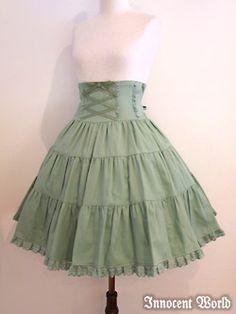IW - Astrea Skirt