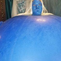 Blueberry Girl, Fruit Costumes, Bb