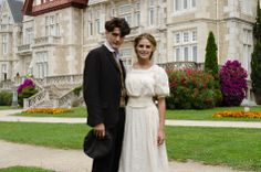 """Gran Hotel"" en el Palacio de la Magdalena - -  Santander, Cantabria, Northern Spain / (Series ""Gran Hotel"" filmed in the Palace of the Magdalene...)"