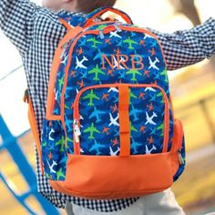 Get ready for school with our personalized backpacks and lunch boxes from  Peekawhoo.com! 710f9b42245af