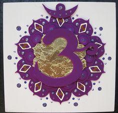Chakra VII - Crown Chakra Art, Beauty In Art, Clay Studio, Spirit Science, Spiritual Connection, Crown Chakra, Weird And Wonderful, Third Eye, Photo Studio