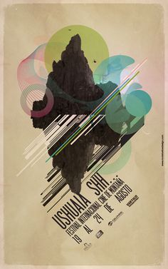 Ushuaia shh. . . . International Mountain Film Festival.