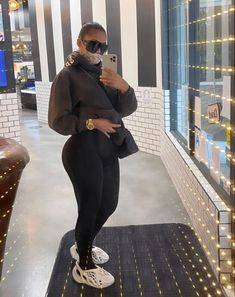 Black Girl Fashion, Tomboy Fashion, Look Fashion, Streetwear Fashion, Fashion Outfits, Chill Outfits, Sporty Outfits, Cute Casual Outfits, Runners Outfit