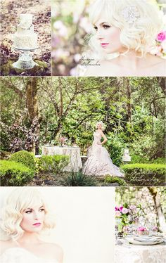Calistoga Ranch Bridal Shoot with @Cole Drake Events