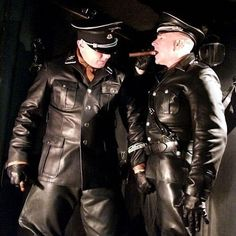 For lovers of men in leather, boots, uniforms and rubber. Tight Leather Pants, Tall Leather Boots, Leather Blazer, Leather Men, Leather Trousers, Leather Jackets, Hot Cops, Beefy Men, Man Smoking