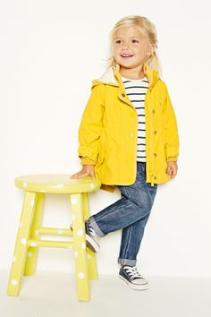 Buy Yellow Technical Jacket (3mths-6yrs) from the Next UK online shop