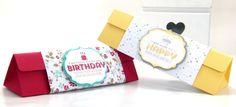 Schachteln basteln für kleine Geschenke - Vorlagen und Ideen