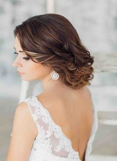 Professional Elstyle artists present best wedding hairstyles for short hair Prom Hairstyles For Short Hair, Best Wedding Hairstyles, Bride Hairstyles, Cool Hairstyles, Hairstyle Ideas, Hairstyles 2018, Romantic Wedding Hair, Short Wedding Hair, Elegant Wedding