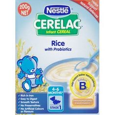Free Nestle Cerelac Sample