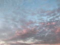 #sky #colorful #cloud #clouds #blue #pink #picture #image #photo