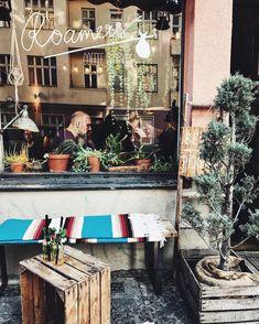 Roamers coffee Berlin