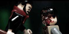 'The Walking Dead': Veja o vídeo em versão LEGO das vítimas de Negan