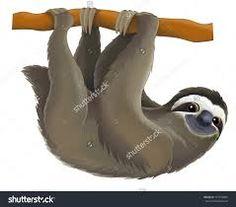 Image result for sloth illustration
