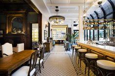 #Batuar, our restaurant & cocktail bar at the Cotton House Hotel in Barcelona - #CottonHouseHotel