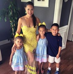 Such a cute photo of our Sept. feature mom, Elaine Espinola Keltz, also known as Mrs. D.C. America, with her kids! Read Elaine's feature here: http://goo.gl/JIRBu3