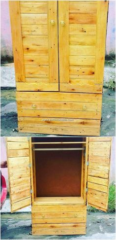 What to Make with Recycled Wood Pallets: Get ready to have something really inspiring and exciting in your house under the coverage of the wood pallet working all inside it. Pallet Bunk Beds, Diy Pallet Sofa, Pallet Furniture, Furniture Plans, Pallet Designs, Pallet Ideas, Pallet Projects, Wooden Pallet Table, Wooden Pallets