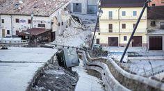 Terremoto Centro Italia, Macerata: nuovo sisma di magnitudo 4.8 spaventa gli sfollati