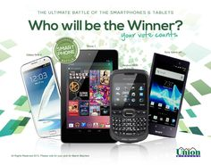Ultimate Smartphone Battle: Who will be the winner?