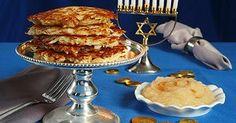 Healthy Ways to Fry Hanukkah Foods #FestivalOfLights #Chanukah #HealthyRecipes
